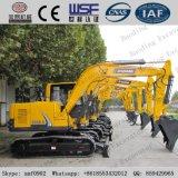 máquina escavadora pequena nova da esteira rolante de Hydualic da cubeta 0.5m3 com o certificado ISO9001