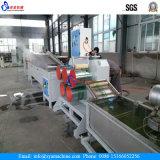 Cuerda plástica que hace la máquina/el estirador del filamento de la cuerda