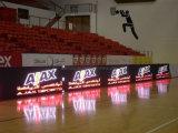 Visualizzazione di LED di perimetro dello stadio di pallacanestro P16