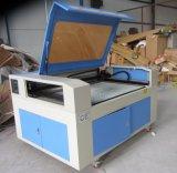 Стальной алюминиевый акриловый деревянный гравировальный станок лазера CNC стекла R-1390
