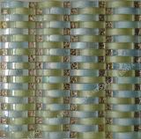 Piscina Mosaico Mosaico de vidro, casa de banho em mosaico de Cristal, Arte em mosaico