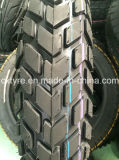 Südamerika vermarktet populären Entwurfs-Motorrad-Reifen/Motorrad-Gummireifen