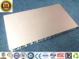 Vorgestrichene Aluminiumbienenwabe täfelt Bienenwabe-Aluminiumpanels für Außenwand