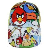 Gorra de béisbol para niños con el logotipo (KNW07)