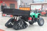 4 Stroke Automatic Farm ATV com pneu da neve Grande capacidade de carga