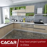 Aegean Romantic Environmental Protection Fogão Verniz Lacquer Kitchen Cabinet (CA20-11)
