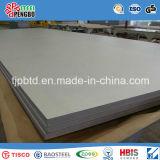 201 304 316 Plaque en acier inoxydable pour les matériaux de construction