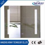 Badezimmer-Spiegel-an der Wand befestigter Verfassungs-Spiegel des einfachen Entwurfs-LED mit Licht
