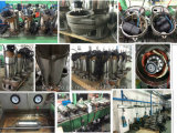 Fundición de acero inoxidable bombas eléctricas sumergibles de Aguas Residuales de 0,75 KW, salida de 2pulg.