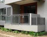 Perfil de alumínio da construção para estruturas e decoração