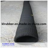 Jet de sable hydraulique flexible en caoutchouc pour le sablage