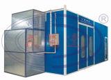 Água Curtainer Spray Paint Booth para feito-à-medida