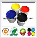 Tinta de impressão para a impressora de Plastisl, Plastisol aquoso macio do PVC, tinta da cópia de tela do t-shirt