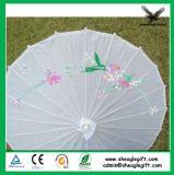صنع وفقا لطلب الزّبون علامة تجاريّة ترويجيّ خيزرانيّ [وهيت ببر] مظلة
