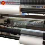 Radura/argento/film di materia plastica olografico variopinto