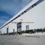 研修会または倉庫の建物(KXD-SSB54)のためのプレハブの鉄骨構造