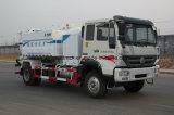 Camión limpiador de alcantarillas de la marca Sinotruk