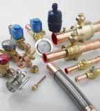 Детали Refriegration детали HVAC A/C детали шаровой клапан электромагнитный клапан через смотровое стекло вибрации шланг ручного клапана