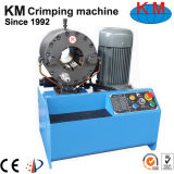1 1/4inch Hose Crimping Machine ApprovedのセリウムおよびISO (km91z)