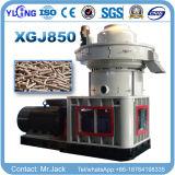 Máquina de madera vertical de la pelotilla de Yulong