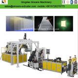 PS/PMMA/CG/PC Guide lumière feuille de diffuseur de la ligne de production