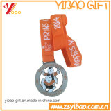 Decorazione 2D Cut out Medal con Ribbon (YB-LY-C-04)