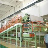 Macchina di carta della bobina automatica ad alta velocità della tessile