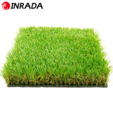زخرفة جديدة على نحو واسع يستعمل [أريتيفيسل] عشب لأنّ حديقة