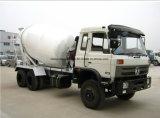 Camion d'agitateur de 8 Cbm 25 tonnes de prix de mélangeur concret