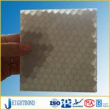 Panel de nido de abeja de fibra de vidrio Venta caliente para la construcción de materiales pétreos