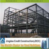 Estructura de acero del marco fácil de la instalación