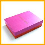 Papel de cor de personalização avançada Caixa de oferta, Caixa de cosméticos