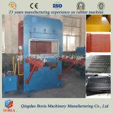 Tipo de marco de goma automático prensa de curado de vulcanización hidráulica de la placa