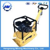 Gasolina/compressor Vibratory concreto Diesel da placa
