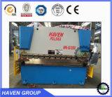 WC67Y-80/2500 de hydraulische Machine van de Rem van de Pers met Ce- certificaat