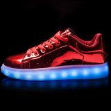 LED-Schuhe LED leuchten Schuh-Hersteller-Fabrik-Lieferanten
