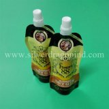 Petl/Pet/PE Doypack avec bec verseur pour le shampooing& Bodywash