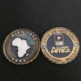 Изготовленный на заказ двойник встает на сторону монетки возможности воиска 3D для пожалований