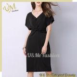 Платья женщин высокомарочные подгоняют фабрику одежд ODM OEM