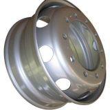Бескамерная располагясь стальной колесный диск 22,5 X 8,25