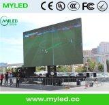 Tela de indicador ao ar livre ao ar livre do diodo emissor de luz da cor cheia de contraste elevado (1000mm*500mm, 500mm * 500mm)