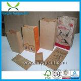 Bolsa Alimentação de papel de alta qualidade com logotipo da impressão