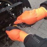 Криогенные перчатки работы с покрытием латекса (двойным слоем) (L3036)