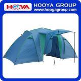Tenda di campeggio grande per 4 genti 2 stanze (OP1969)