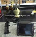 Machine de test automatique portative en ligne de soupapes de sûreté d'allumeur de la Chine