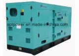 Звукоизоляционный тепловозный комплект генератора с топливным баком