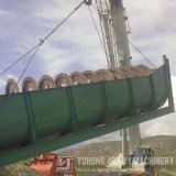 Yuhong großer Ertrag/Kapazitäts-gewundene Sand-Waschmaschine