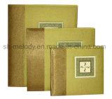 """12 ' X12 """" Textilverpackung-Einklebebuch-Album"""