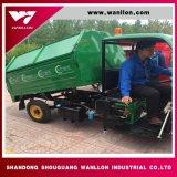 1500 CC 3 Rueda Trike Motor de la basura con mercancías
