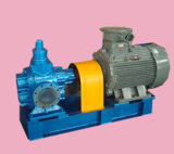 Ycb80 큰 수용량 아크 윤활유 기름 이동 기어 펌프